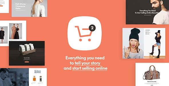 Nulled Shopkeeper v2.9.41 - Responsive WordPress Theme