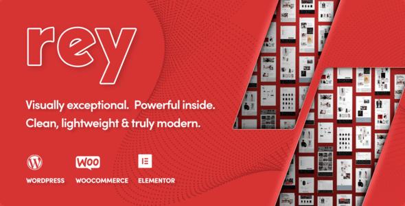 Nulled Rey v2.0.0 - Fashion & Clothing, Furniture WordPress Theme